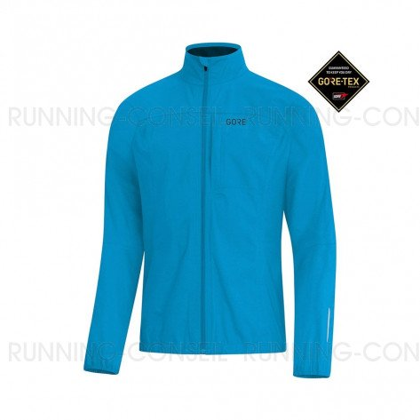 GORE® R3 GORE-TEX ACTIVE VESTE HOMME | DYNAMIC CYAN | Collection Printemps-Été 2019