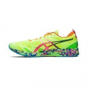 ASICS GEL-NOOSA TRI 12 Homme   Safety Yellow / Hot Pink